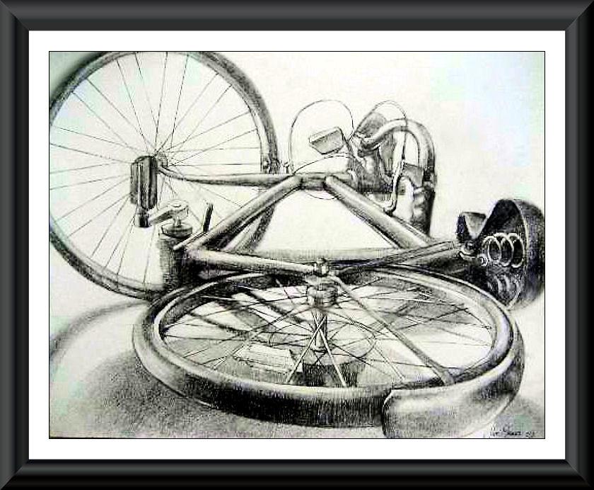 """""""La bicicletta nell'Arte"""" - Pagina 2 Bicicl13"""