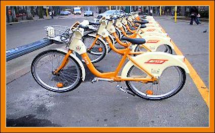 Bike Sharing in Italia Bikemi10