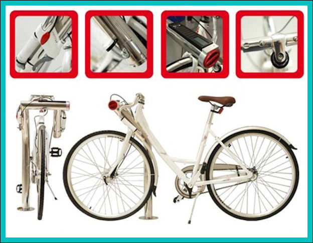 Biciclette che generano energia? Hybrid13