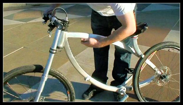 Bicicletta ultra-pieghevole Immagi42