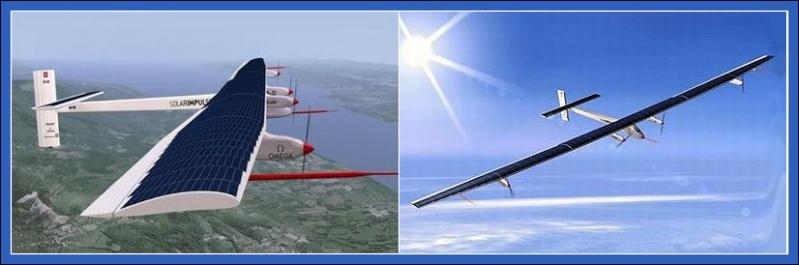 Aereo ad energia solare Impuls10