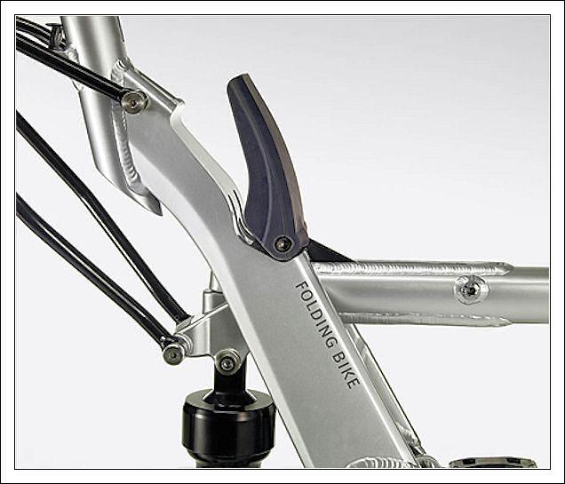 Mercedes-Benz Folding Bike 1 Merced12