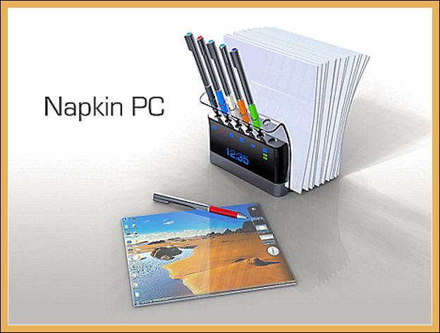 Napkin PC Napkin11