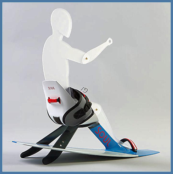 Soul adds sports of paraplegics Para0510