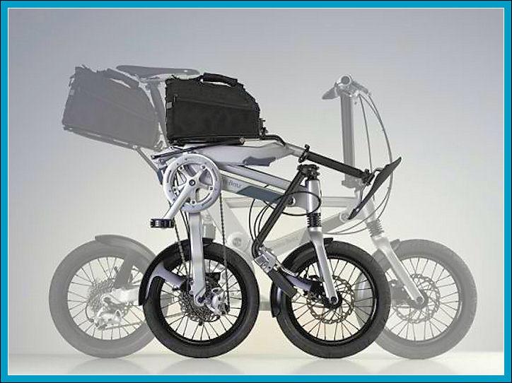 Mercedes-Benz Folding Bike 2 The-me10