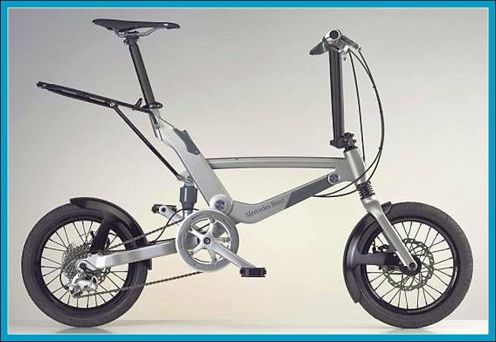 Mercedes-Benz Folding Bike 2 The-me12