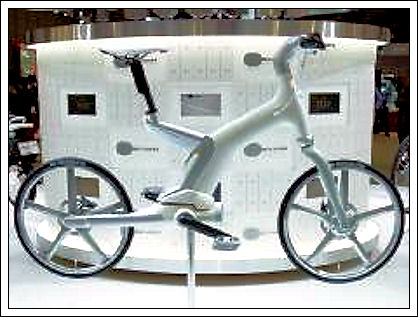 """PAS-ER, prototipo di bicicletta ibrida Yamaha"" Thumb_10"