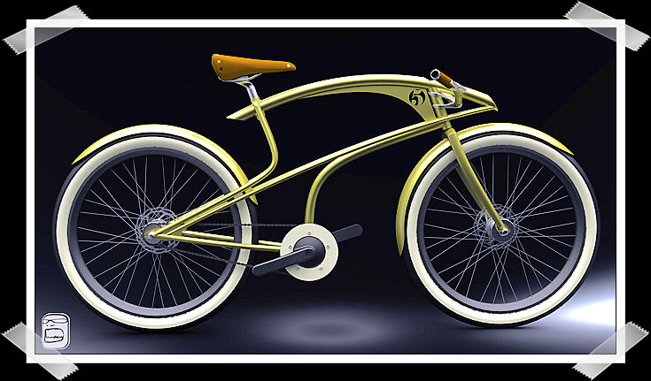 Custom Cruiser Bike Untitl62
