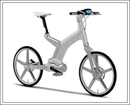 """""""PAS-ER, prototipo di bicicletta ibrida Yamaha"""" Yamaha10"""