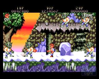 On explore les jeux UNRELEASED de l'Amiga ! 5890_s10