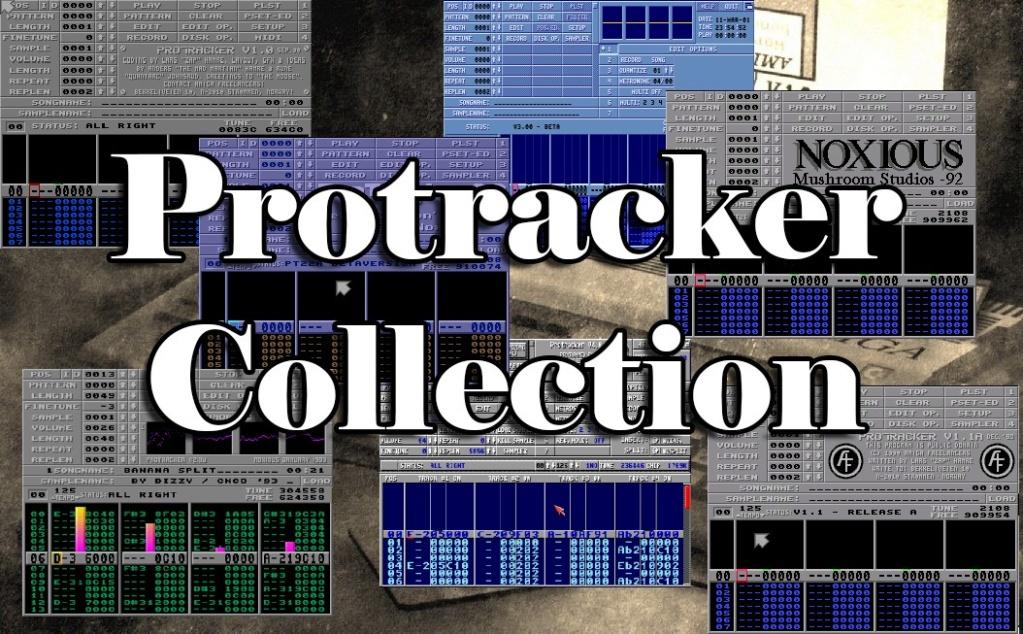 Protracker Collection : TOUTES les versions du célèbre tracker ! 97099510