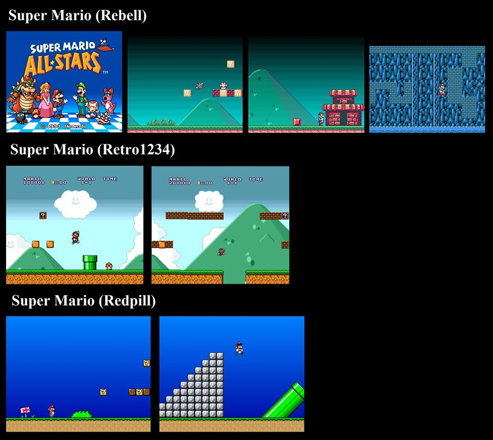 Sonic et Mario sur Amiga ! Mario10