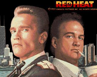 [Tranche de vie] Red Heat Red20h10