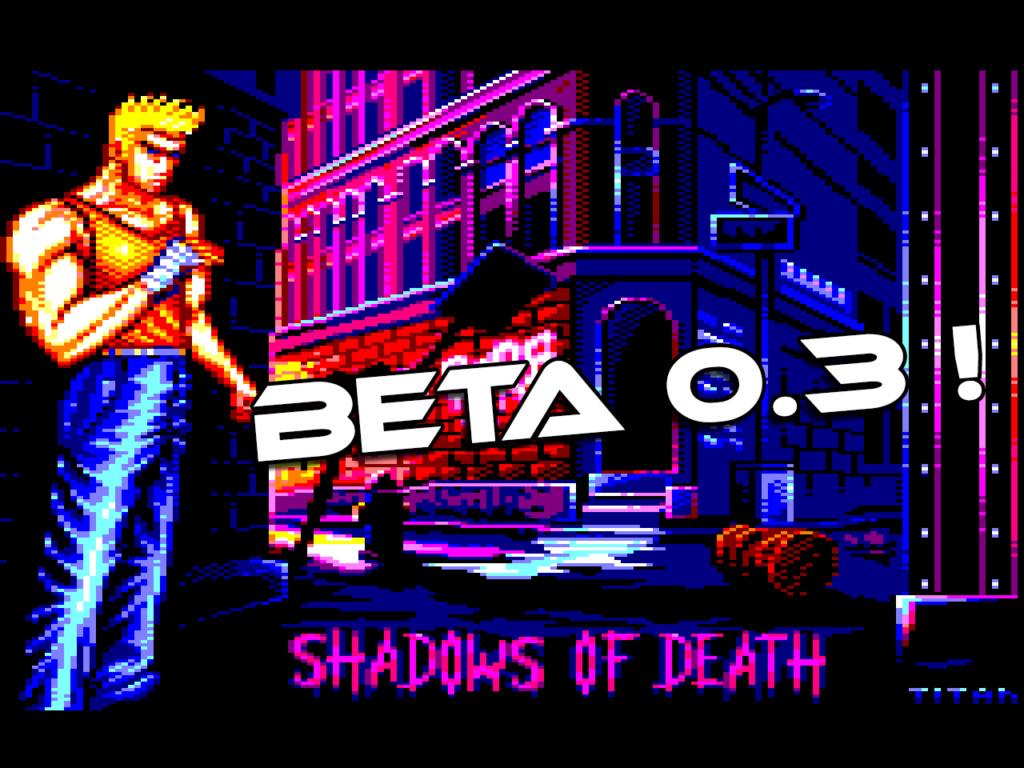 On fait un Beat'em up sur Amstrad CPC ? :P Shadow12
