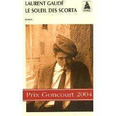 [Gaudé, Laurent] Le soleil des scorta 51cs9510