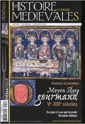 """Bimensuel """"Histoire et Images Médiévales"""" Revue_10"""