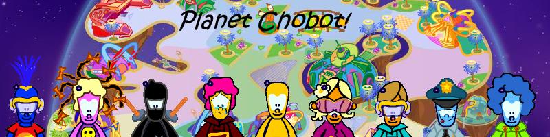 Planet chobot