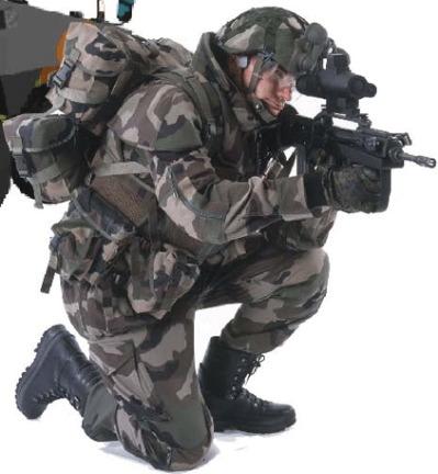 Le système FELIN de l'armée de terre... 0-2010