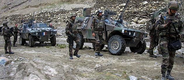 AFGHANISTAN Un soldat du 3e RIMa de Vannes trouve la mort 55934_10