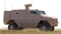 Les Véhicules militaires blindés Aravis dans l'armée française Aravis13