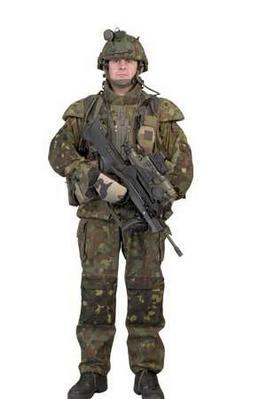 Le système FELIN de l'armée de terre... Felin110