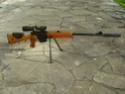 le FRF1 de tireur d'élite Frf11010