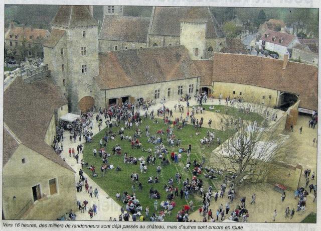 Randonnée des 3 châteaux en Sud Seine et Marne - Page 2 Blandy15