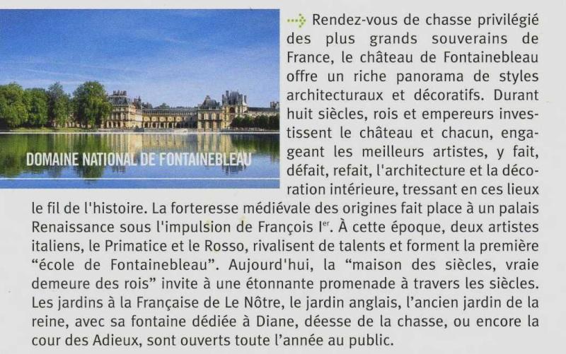 Randonnée des 3 châteaux en Sud Seine et Marne Fontai10