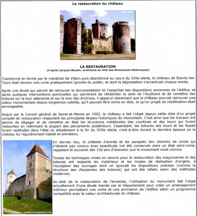 Randonnée des 3 châteaux en Sud Seine et Marne - Page 2 Img03011