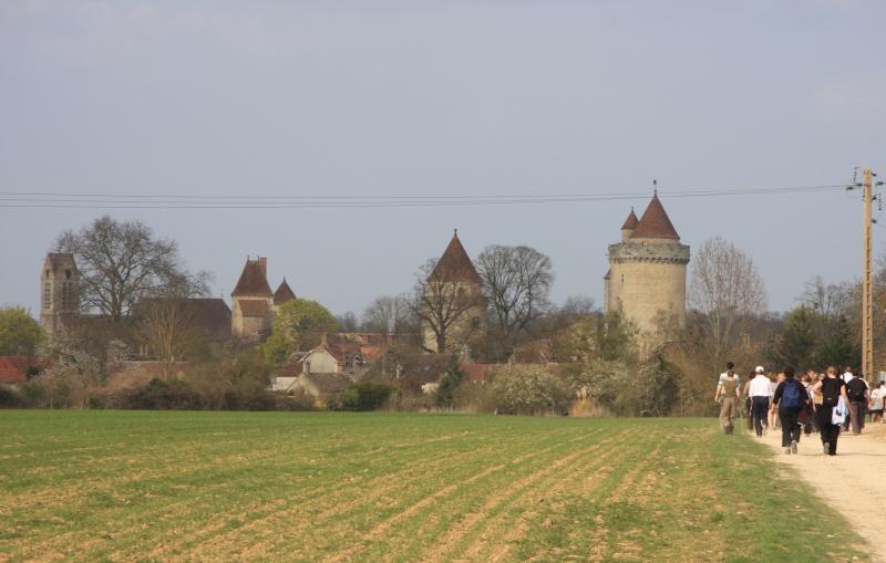 Randonnée des 3 châteaux en Sud Seine et Marne - Page 2 Img_6023