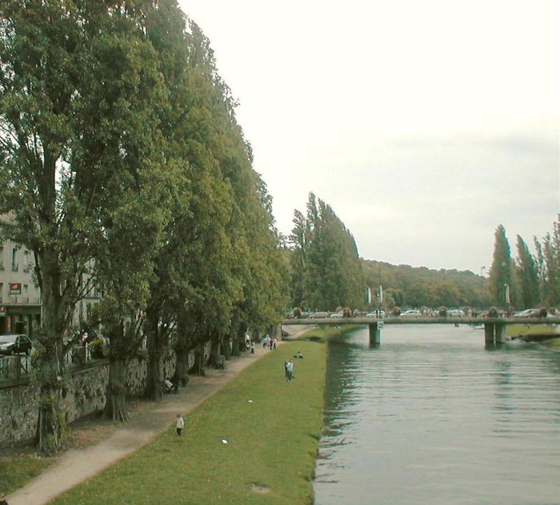 Randonnée des 3 châteaux en Sud Seine et Marne Melun_11