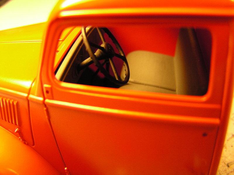 """Opel Blitz Firetruck 1:24 """"Fertig"""" 01713"""