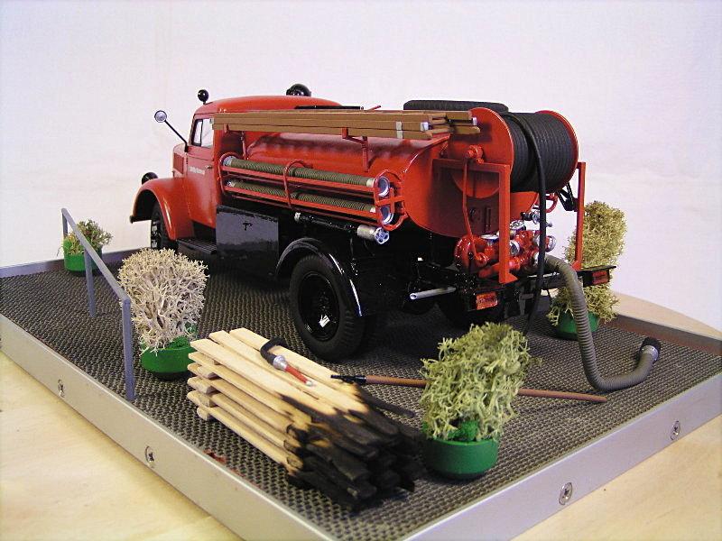 Opel Blitz Firetruck 1:24 Galeriebilder 06914