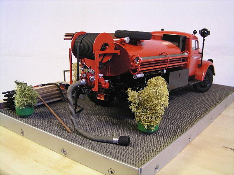 Opel Blitz Firetruck 1:24 Galeriebilder 07014