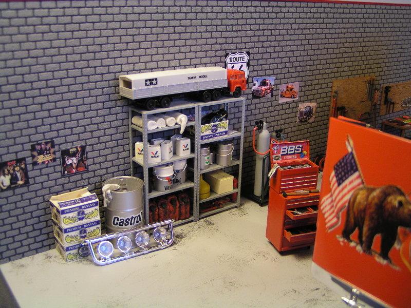 Diorama:der Neue 30810