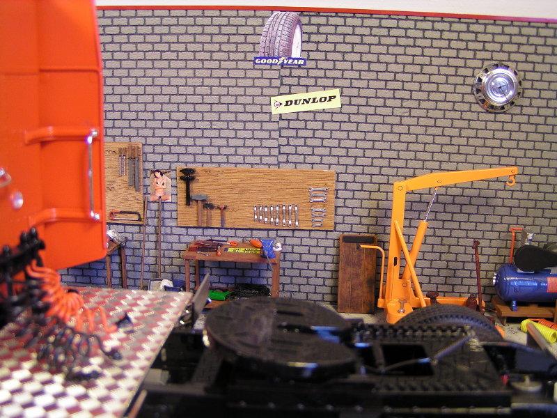 Diorama:der Neue 31110