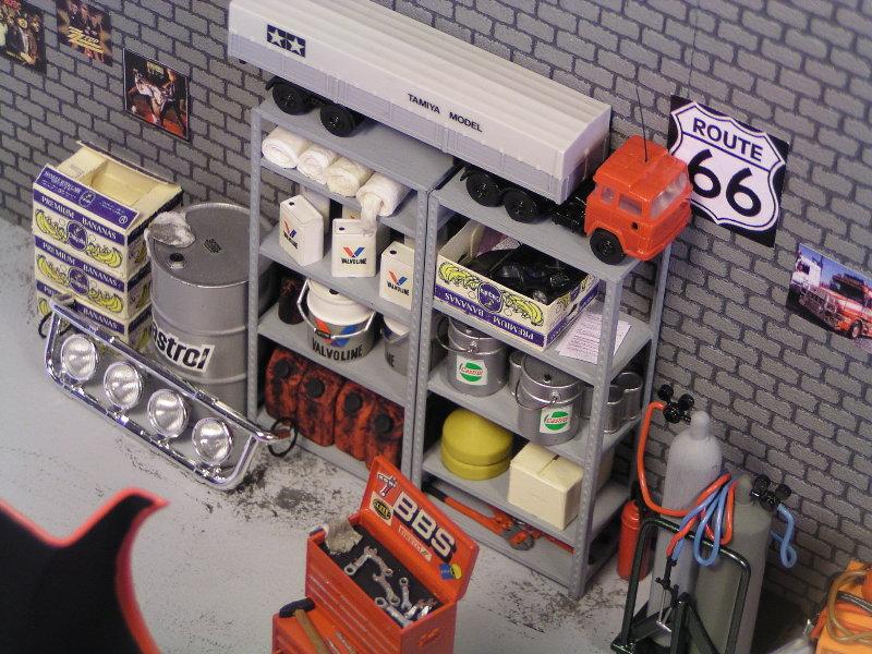 Diorama:der Neue 31510
