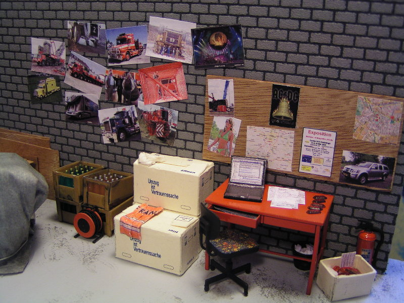 Diorama:der Neue 31710