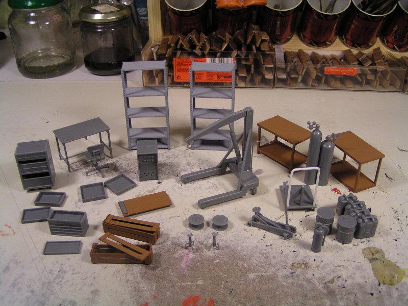 Diorama:der Neue 33310