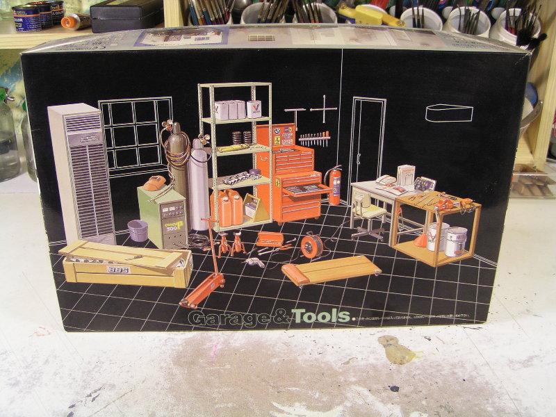 Diorama:der Neue 34411