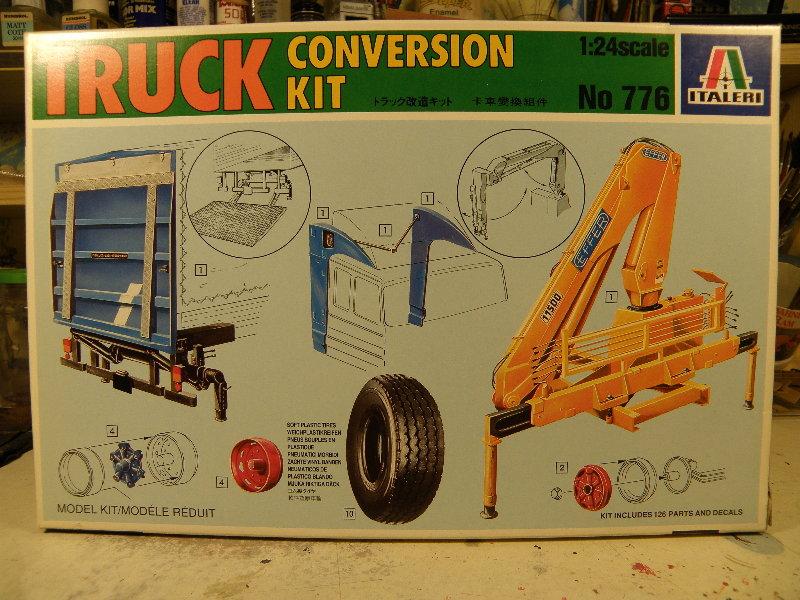 Zurüstteile für LKW 2 36610