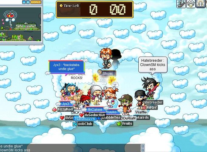 Markinq the last minute of Close-beta ! {: Maple021