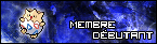 Membre débutant
