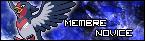 Membre novice