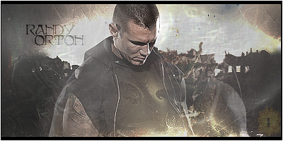 Randy Orton Ortons12