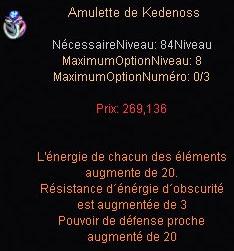 Craft des bijoux HL et des doubles résistances Amu-ke10