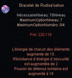 Craft des bijoux HL et des doubles résistances Bracel11
