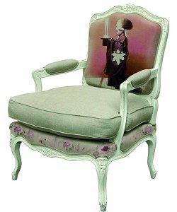 [Chaise] Chaise de chez Teo Jasmin 4teo-j10