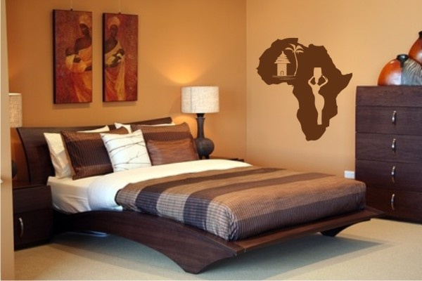 (article) La décoration Ethnique, L'ambiance Africaine 549_st10