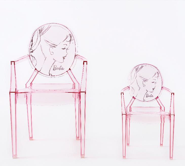 (chaise) Lou Lou Ghost Barbie - Fauteuil pour enfants Imgzoo18